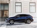 Lexus RX 2016 вид сбоку