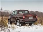 УАЗ Pickup - UAZ Pickup 2014 вид сзади
