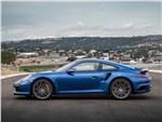 Porsche 911 Turbo - Porsche 911 Turbo 2016 вид сбоку