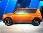 Hyundai Carlino concept 2016 вид сбоку