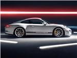 Porsche 911 R 2017 вид сбоку