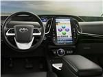 Toyota Prius Prime 2017 салон