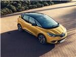 Renault Scenic 2017 вид сверху