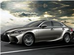 Lexus IS - lEXUS IS 2017 вид сбоку