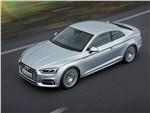 Audi A5 - Audi A5 Coupe 0017 видимость сверху