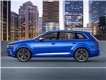 Audi SQ7 TDI 2017 вид сбоку