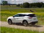 Nissan Murano 2015 вид сзади