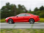 Audi S5 - Audi S5 0017 видимость сбоку