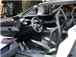 Lexus UX concept 2016 салон