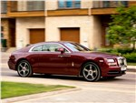 Rolls-Royce Wraith 2013 вид сбоку
