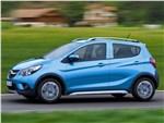 Opel Karl Rocks - Opel Karl Rocks 2017 вид сбоку