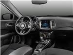 Jeep Compass 2017 салон