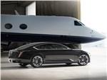 Cadillac Escala Concept 2016 вид сзади сбоку