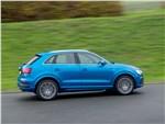 Audi Q3 2015 вид сбоку