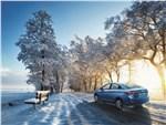 Hyundai Solaris - Hyundai Solaris 2017 вид сзади