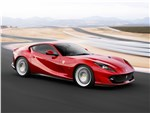 Ferrari 812 Superfast - Ferrari 812 Superfast 2018 вид спереди сбоку