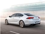 Opel Insignia - Opel Insignia Grand Sport 2017 вид сзади