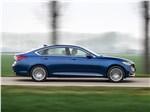 Hyundai Genesis - Hyundai Genesis 2017 вид сбоку