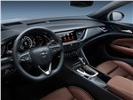 Opel Insignia Country Tourer - Opel Insignia Country Tourer 2018 водительское место