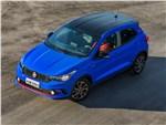Fiat Argo 2018 вид сверху