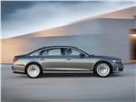 Audi A8 - Audi A8 L 0018 поверхность сбоку