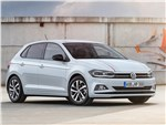 Volkswagen Polo 2018 вид спереди