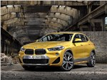 BMW X2 - BMW X2 2019 вид спереди