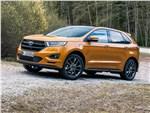 Ford Edge 2017 вид спереди сбоку
