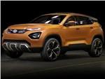 Tata H5X - Tata H5X Concept 2018 вид сбоку