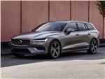Volvo V60 - Volvo V60 2019 вид спереди сбоку