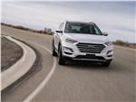 Hyundai Tucson - Hyundai Tucson 2019 вид спереди