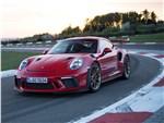 Porsche 911 GT3 RS - Porsche 911 GT3 RS 2019 вид спереди