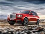 Rolls-Royce Cullinan 2019 вид спереди