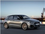 Audi A1 - Audi A1 Sportback 2019 вид спереди сбоку