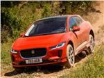 Jaguar I-Pace - Jaguar I-Pace 2019 вид спереди