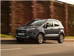 Ford EcoSport - Ford EcoSport 2016 вид спереди сбоку