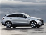 Mercedes-Benz EQC 2020 вид сбоку