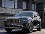 BMW X7 - BMW X7 2019 вид спереди
