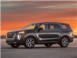 Hyundai Palisade - Hyundai Palisade 2020 вид сбоку