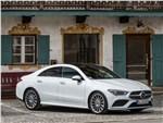 Mercedes-Benz CLA 2020 вид спереди