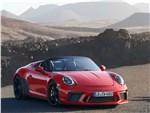 Porsche 911 Speedster - Porsche 911 Speedster 2019 вид спереди