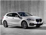 BMW 1 series - BMW 1-Series 2020 вид сбоку