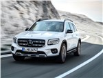 Mercedes-Benz GLB - Mercedes-Benz GLB 2020 вид спереди