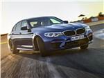 BMW M5 - BMW M5 2018 вид спереди