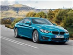 BMW 4 series - BMW 4-Series Coupe 2018 вид спереди