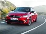 Opel Corsa - Opel Corsa 2020 вид спереди