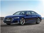 Audi S8 - Audi S8 2020 вид спереди сбоку
