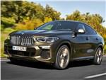 BMW X6 - BMW X6 M50i 2020 вид спереди