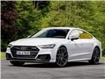 Audi S7 - Audi S7 Sportback TDI 2020 вид спереди