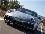 Porsche 911 Carrera - Porsche 911 Carrera 2019 вид спереди